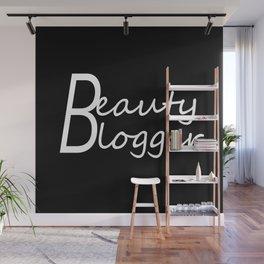 Fashion City: Beauty Blogger Wall Mural