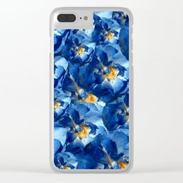 Flourished beauty Clear iPhone Case