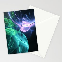 Wings of Light Stationery Cards