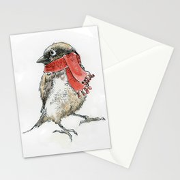 Holiday Cheer Stationery Cards