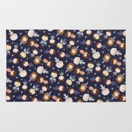 Back in Time: Lil' CutiEs Rug