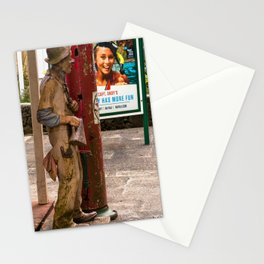 Street Art Kauai Hawaii Stationery Cards
