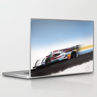 audi Laptop & iPad Skins featuring Vorsprung by Propellorhead