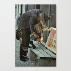 ko Canvas Print