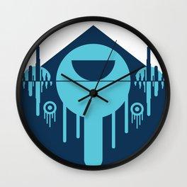 Alternative Face Wall Clock