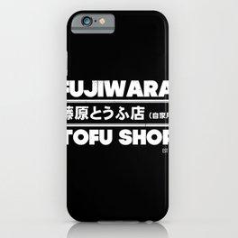 fujiwara iPhone Case