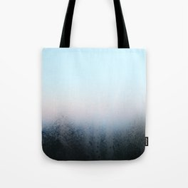 Misty Panes Tote Bag
