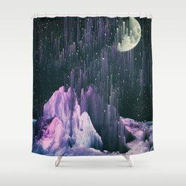 Silent Skies Shower Curtain