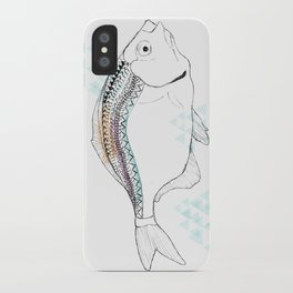 The Catch iPhone Case