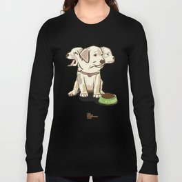 Cerberus Puppy Long Sleeve T-shirt