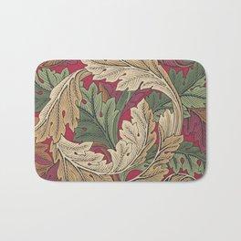 """William Morris """"Acanthus"""" 5. Bath Mat"""