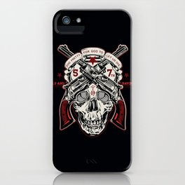 Firefly 57th Brigade Mal's Independents Brigade iPhone Case