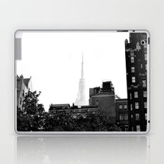 Spire of the Empire NYC Laptop & iPad Skin