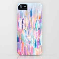 Candy Feathers  Slim Case iPhone (5, 5s)