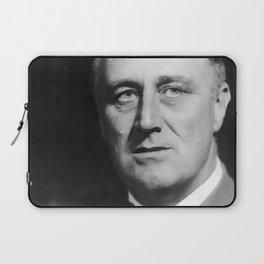 President Franklin Delano Roosevelt Laptop Sleeve