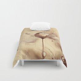 dandelion gold drop Comforters