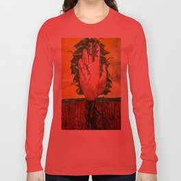 Mother Earth Long Sleeve T-shirt