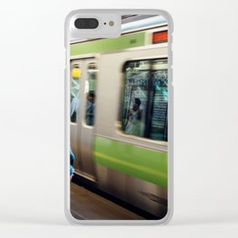 Every Three Minutes Clear iPhone Case