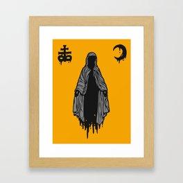 The Mother of Misery Framed Art Print