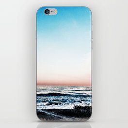 Cool Crushing Waves iPhone Skin