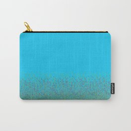 Minimalist Landscape Bluebells Carry-All Pouch