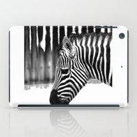zebra iPad Cases featuring Zebra by Regan's World