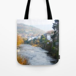 River Dee Tote Bag