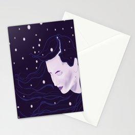 Goddess of Night Stationery Cards