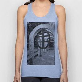 Small Park with Arches Unisex Tank Top