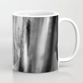 Wooden beach stakes. Coffee Mug