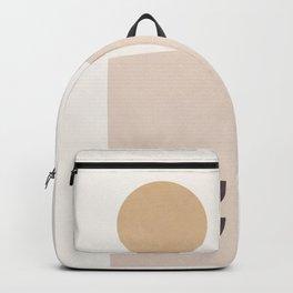 Minimal Shapes No.43 Backpack