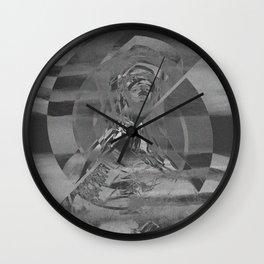 mary vicodin Wall Clock