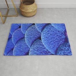 Blue Asian Impression Rug