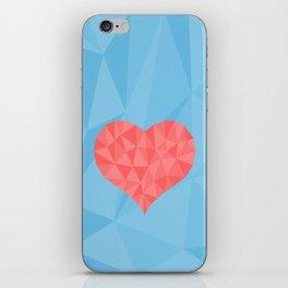 Irreducible Heart iPhone Skin