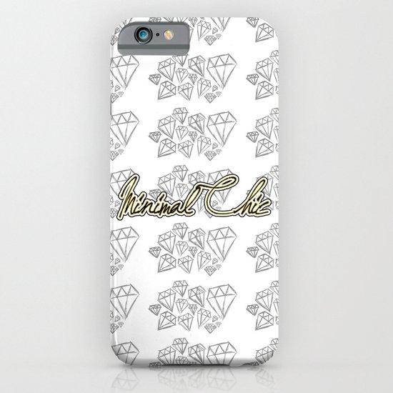 MINIMAL CHIC iPhone & iPod Case