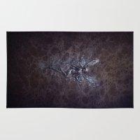 fairy Area & Throw Rugs featuring Fairy by Digital Asylum (Josh Winton)