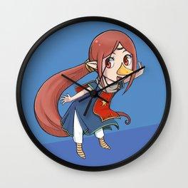 Midori TWW Wall Clock