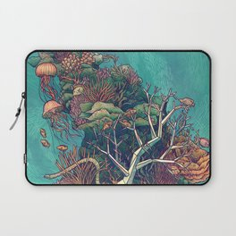 Coral Communities Laptop Sleeve