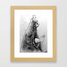 Giver Framed Art Print