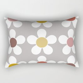 Spring Daisies Rectangular Pillow