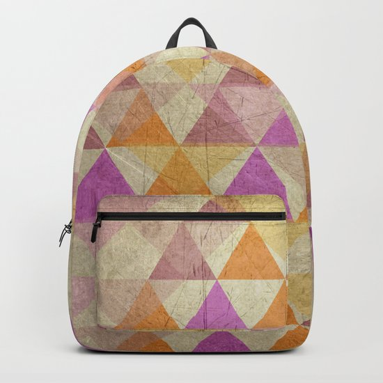 Pyramides Backpack