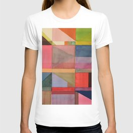 klee words T-shirt