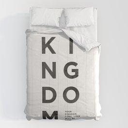 Kingdom Come - Wash Comforters