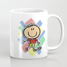 Soccer Star Coffee Mug