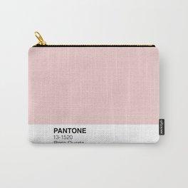 Pantone: Rose Quartz Carry-All Pouch