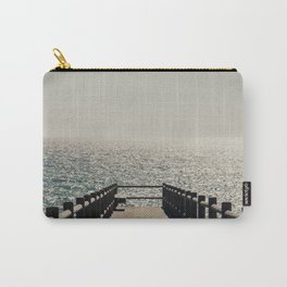 Sunset Walkway Carry-All Pouch