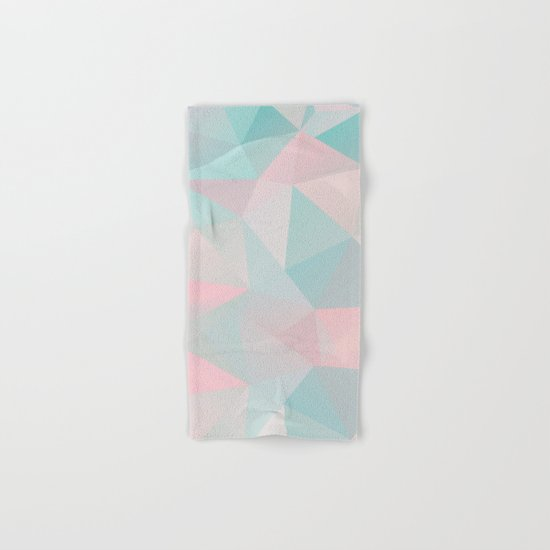 Geometric XVII Hand & Bath Towel