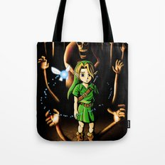 The Dead Hand Resist Him. Tote Bag