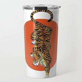 The Traditional Tiger Travel Mug