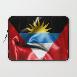 Antigua and Barbuda Flag Laptop Sleeve